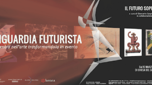 mostra, movimento futurista, Messina, Cultura