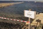 Area deturpata e danneggiata a Sappusi: sigilli dalla Capitaneria