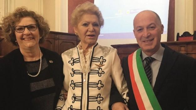 Aeronautica, nicosia, Maria Concetta Micheli, Enna, Cultura