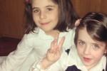Maria Sofia e Gaia Trainito