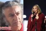 """Cantante folk turco svela: """"Sono io il vero padre di Adele"""""""