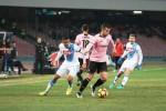 La papera di Posavec vale 2 punti: Napoli-Palermo, le immagini