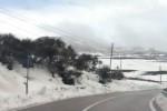 Neve in Sicilia, ancora chiuse le scuole a Petralia Soprana
