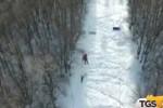 Collaudo a Piano Battaglia, riaprono seggiovia e skilift