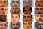 Le piazze dello spaccio di Catania gestite dai clan, nomi e foto degli arrestati