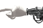 Studio italiano: pelle trasparente fa percepire il caldo ai robot