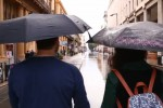 Allerta meteo al Sud, piogge e venti forti in Sicilia