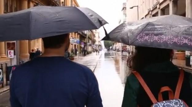 allerta gialla sicilia, temporali sicilia, Sicilia, Meteo