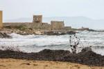 Forte vento, stop ai collegamenti con le Egadi e Pantelleria