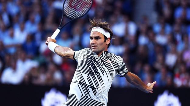 australian open, Tennis, Coco Vandeweghe, Roger Federer, Stanislas Wawrinka, Venus Williams, Sicilia, Sport