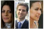 Federica, Diego e Chiara: 3 siciliani fra gli under 30 più influenti d'Europa