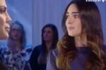 """Claudia Galanti parla dei suoi figli a """"Verissimo"""", Silvia Toffanin si commuove in diretta tv - Video"""