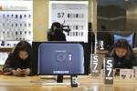 Samsung raddoppia gli utili nonostante la vicenda del Galaxy Note 7