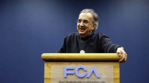 bonus dipendenti Fca, investimento Fca, Sergio Marchionne, Sicilia, Economia