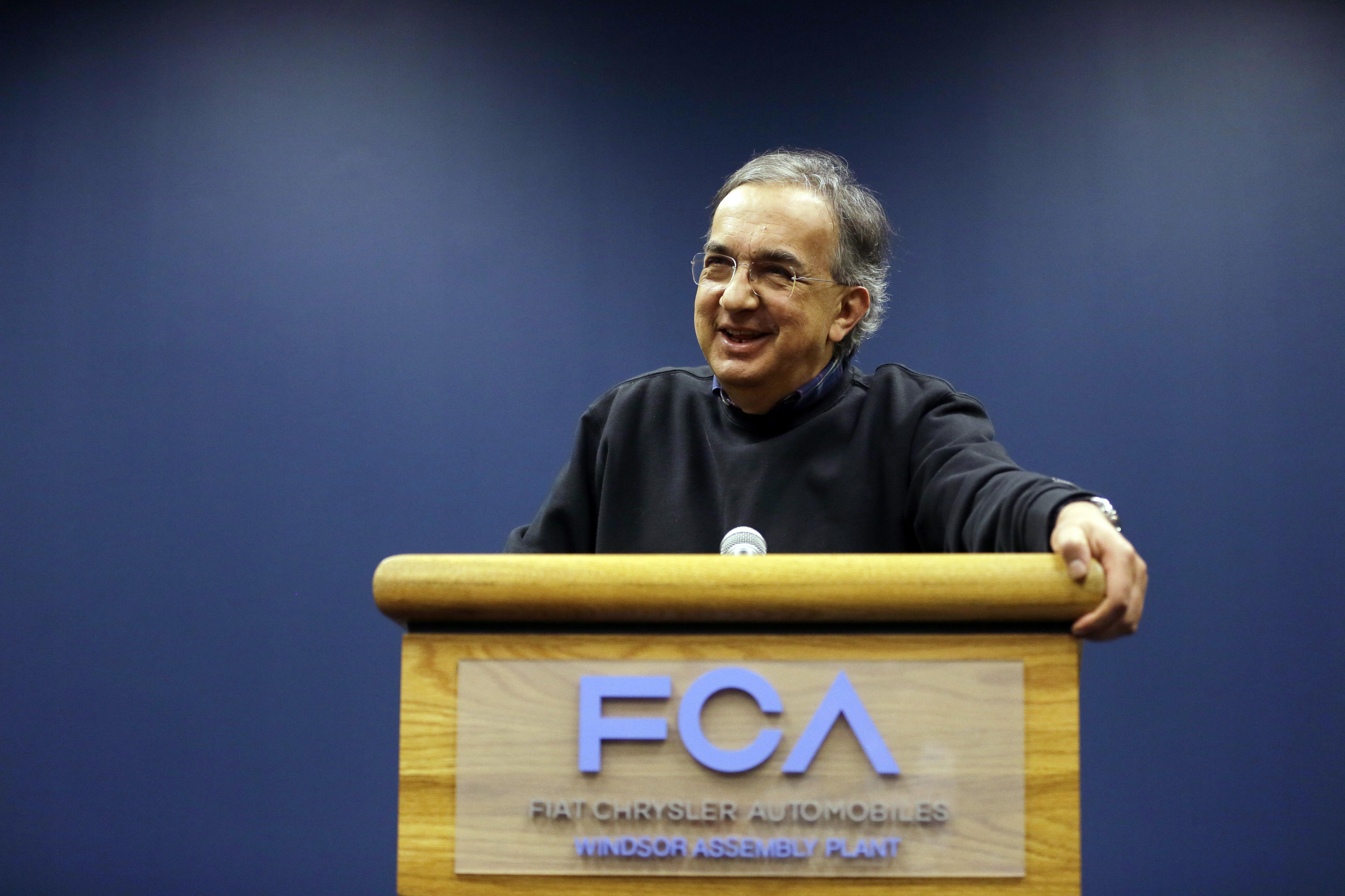 Formula Uno, Marchionne recrimina sul Mondiale: