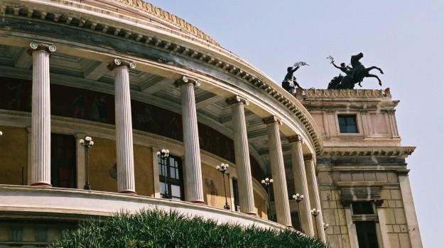 teatro politeama palermo, Palermo, Cultura