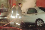Incendiate tre vetture, piromane denunciato
