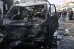 Autobomba al mercato di Baghdad, almeno 12 morti: l'Isis rivendica