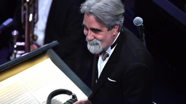 direttore d'orchestra, Festival di Sanremo, musica, Beppe Vessicchio, Sicilia, Cultura