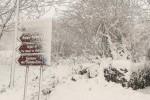 Neve nell'Agrigentino, scuole ancora chiuse in tre comuni
