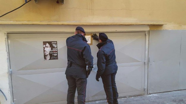 carabinieri, Palermo, Zen, Palermo, Cronaca