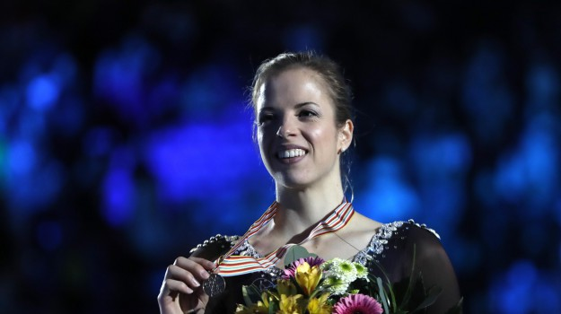 europei repubblica ceca, pattinaggio ghiaccio, Carolina Kostner, Sicilia, Sport