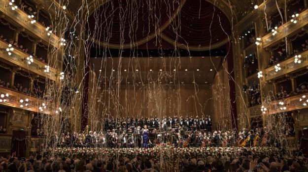 diretta concerto capodanno teatro massimo, Palermo, Cultura