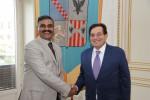 Aeroporto di Messina, incontro tra Crocetta e imprenditore indiano