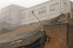 Il crollo di via della Resistenza a Enna, sequestrata l'area