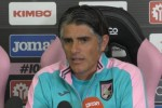 """Palermo, Lopez si presenta: """"Credo nella salvezza, a Napoli con coraggio"""" - Video"""