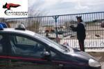 Marina di Ragusa, sequestrata discarica abusiva di rifiuti speciali