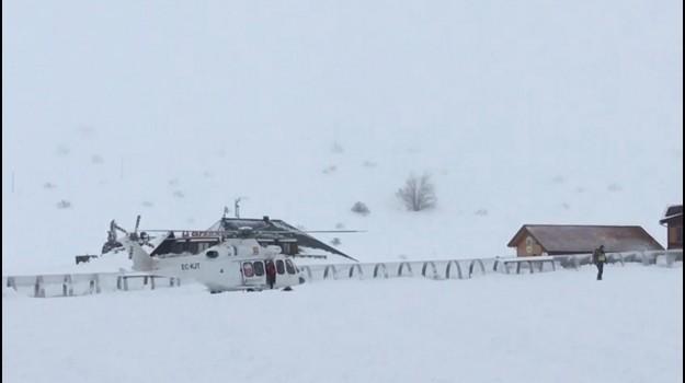 elicottero 118, l'aquila, Monte Cefalone, Sicilia, Cronaca