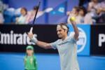 Hopman Cup, ritorno con vittoria per Federer
