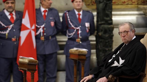 ordine di malta, papa, Papa Francesco, Sicilia, Cronaca