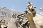Fontana di Diana a Siracusa, il restauro alla stretta finale