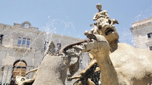 Diana, fontana, Siracusa, Siracusa, Cultura