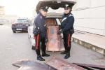 Rubano alla Madrice di Caltabellotta, 2 arresti