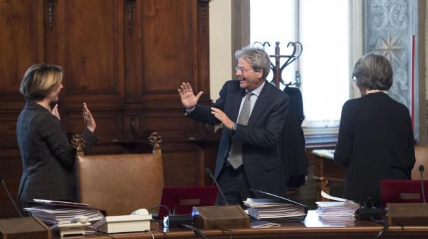 Arcigay, Consiglio dei ministri, unioni civili, Andrea Orlando, Maria Elena Boschi, Paolo Gentiloni, Sicilia, Politica