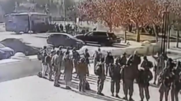 attentato, camion, terrorismo, Sicilia, Mondo