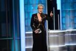 Meryl Streep attacca Trump durante i Golden Globe