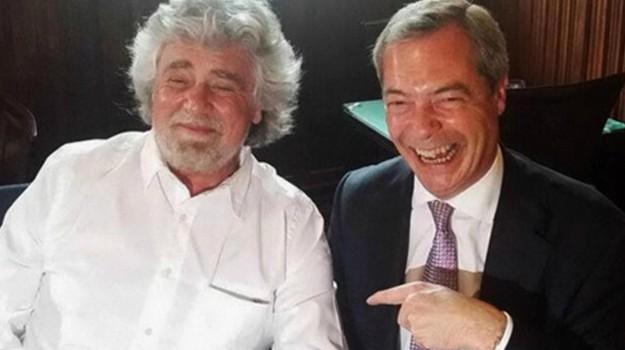bruxelles, m5s in europa, MOVIMENTO 5 STELLE, Beppe Grillo, Nigel Farage, Sicilia, La politica a Cinque Stelle, Politica