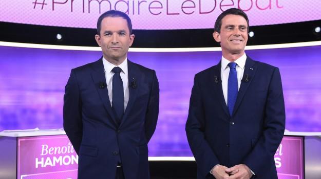 primarie sinistra francia, Benoit Hamon, Manuel Valls, Sicilia, Mondo