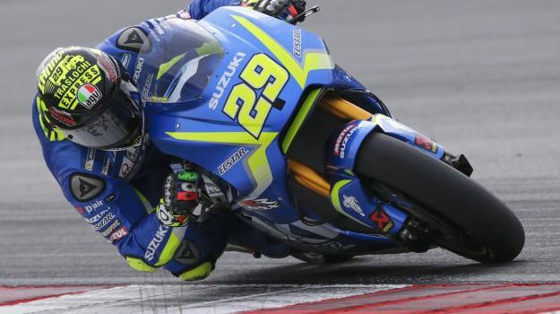 MOTOGP, Sepang, test, Andrea Iannone, Valentino Rossi, Sicilia, Sport