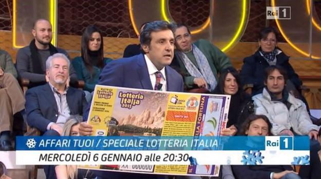 lotteria italia, Sicilia, Cronaca