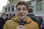 Aule al freddo a Palermo, protesta anche al Vittorio Emanuele III - Video