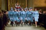 Melania Trump, sui social impazzano le parodie sull'abito azzurro della nuova first lady - Foto