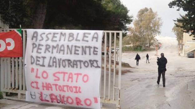 calcestruzzi, LAVORO, Montevago, Agrigento, Economia