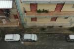 Prima neve dell'anno in Sicilia, l'ondata di gelo a Belmonte Mezzagno - Video