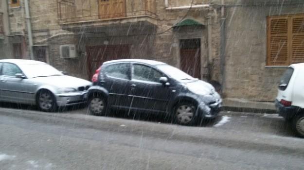 Maltempo, meteo, neve, temperature, Sicilia, Cronaca
