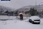 Maltempo a Enna, il sindaco ordina la chiusura delle scuole